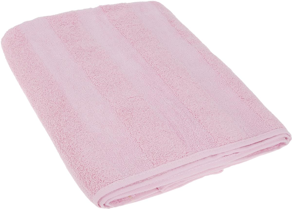 Полотенце Soavita Azalea, цвет: розовый, 70 х 140 см64027Полотенце Soavita Azalea выполнено из 100% хлопка. Изделие отлично впитывает влагу, быстро сохнет, сохраняет яркость цвета и не теряет форму даже после многократных стирок. Полотенце очень практично и неприхотливо в уходе. Оно создаст прекрасное настроение и украсит интерьер в ванной комнате.