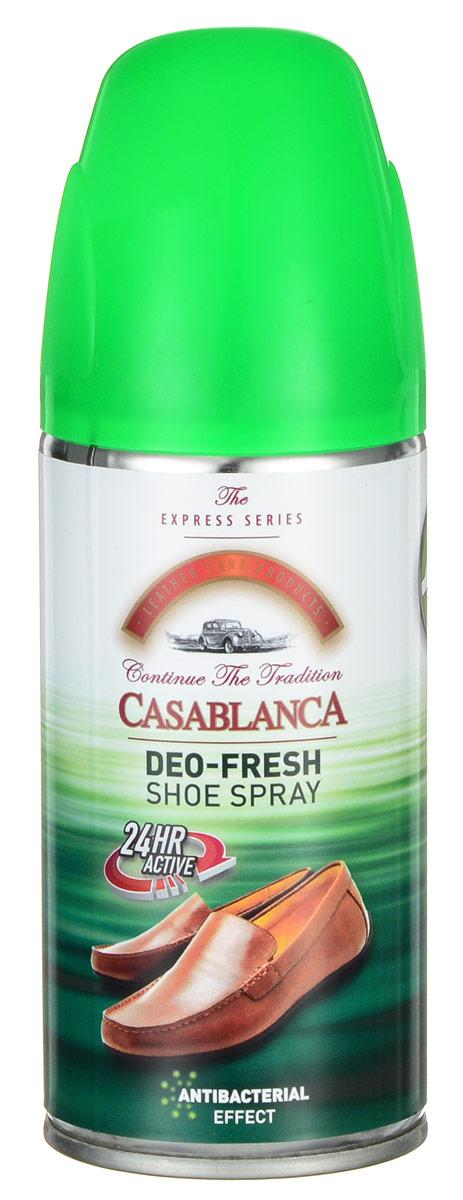 Дезодорант для обуви Casablanca 160мл