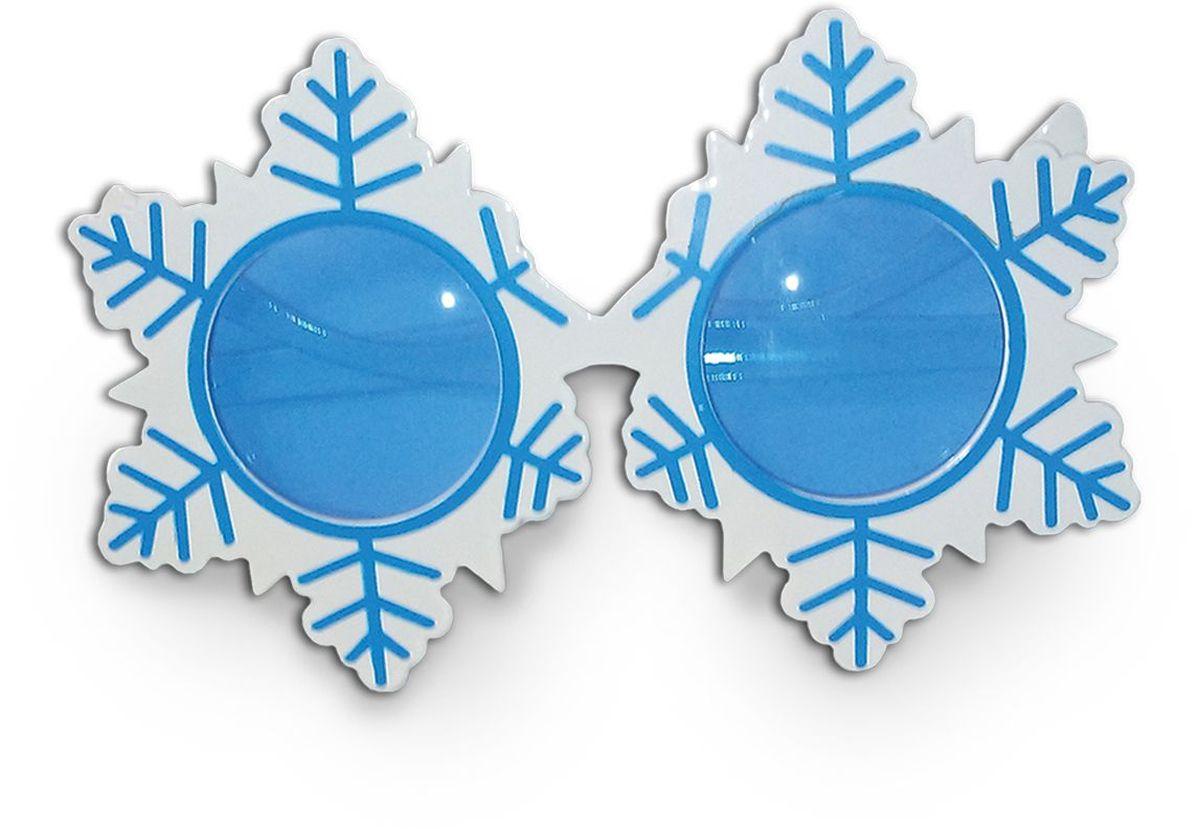 Partymania Очки для вечеринок T1221 цвет снежинки ( T1221_снежинки )