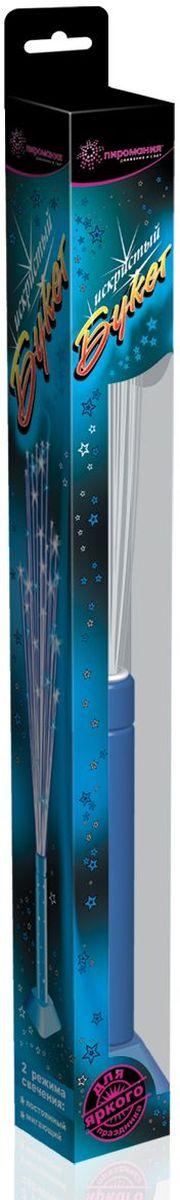 Partymania Искристый букет Т0202 цвет синийТ0202_синийИзделие развлекательного характера. Используется для создания светового эффекта в двух режимах свечения: мигающий и постоянный. Для создания наибольшего эффекта рекомендуется использовать в темноте.