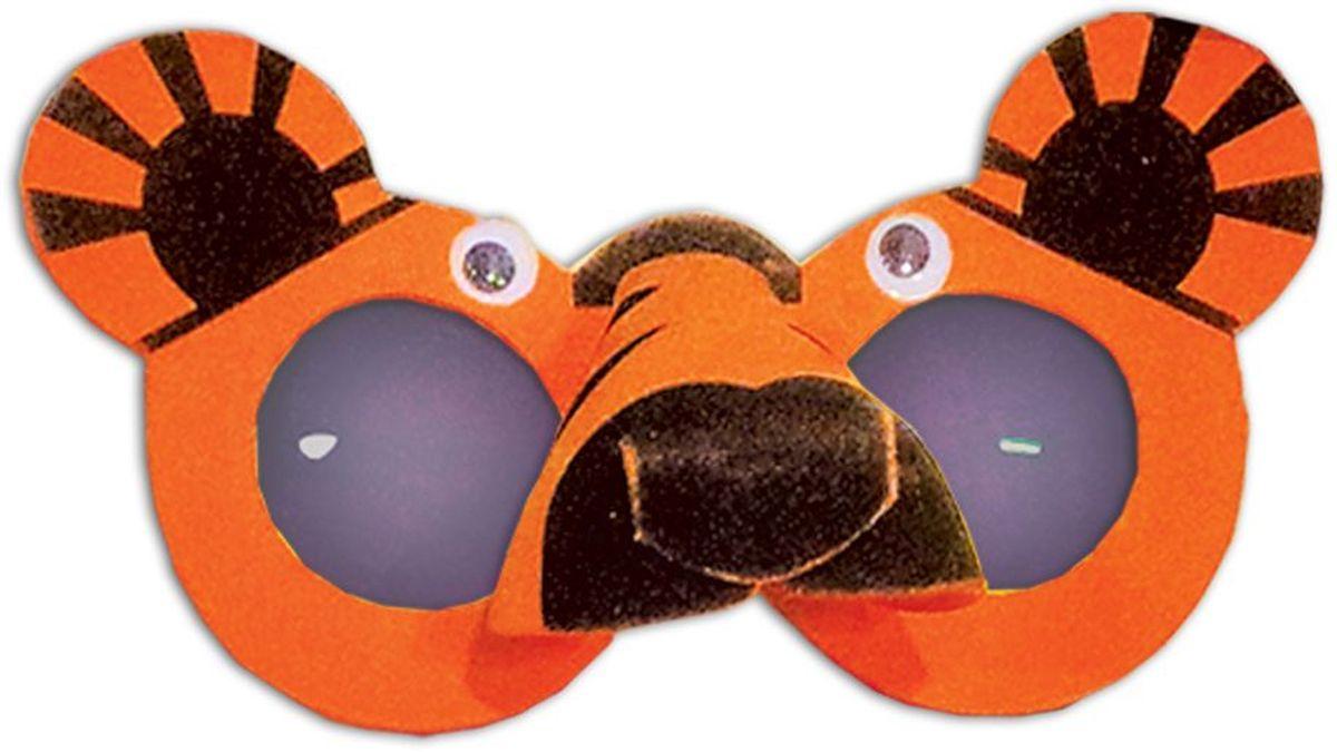 B&H Игрушка детская Очки Забавные очки BH1012 цвет медведьBH1012_медведьЯркие и веселые детские очки в виде забавных животных поднимут настроение Вашему ребенку.