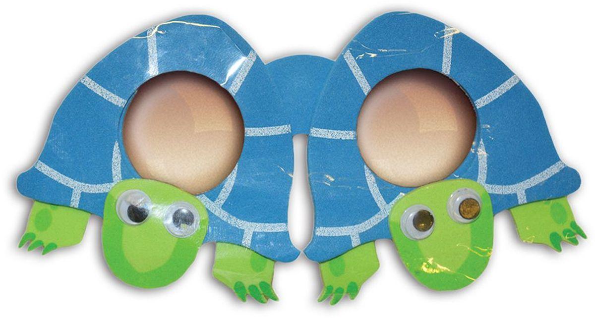B&H Игрушка детская Очки Забавные очки BH1012 цвет черепашкиBH1012_черепашкиЯркие и веселые детские очки в виде забавных животных поднимут настроение Вашему ребенку.
