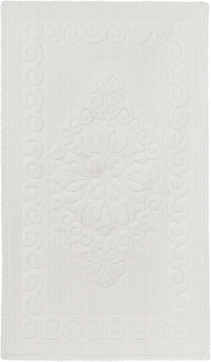 Коврик для ванной комнаты Banyolin Шенил, цвет: молочный, 60 х 100 смPH3302Коврик для ванной Banyolin Шенил изготовлен из 100% хлопка с латексной основой. Волокно превосходно впитывает влагу и создает комфортное, мягкое покрытие. Коврик, выполненный в однотонном цвете, создаст уют и комфорт в ванной комнате. Ворс мягко соприкасается с кожей стоп, вызывая только приятные ощущения. Рекомендации по уходу: - стирать в ручном режиме при температуре 30°С, - не использовать отбеливатели, - не гладить, - не подходит для сухой чистки (химчистки), - сушить можно в вертикальном и горизонтальном положении.
