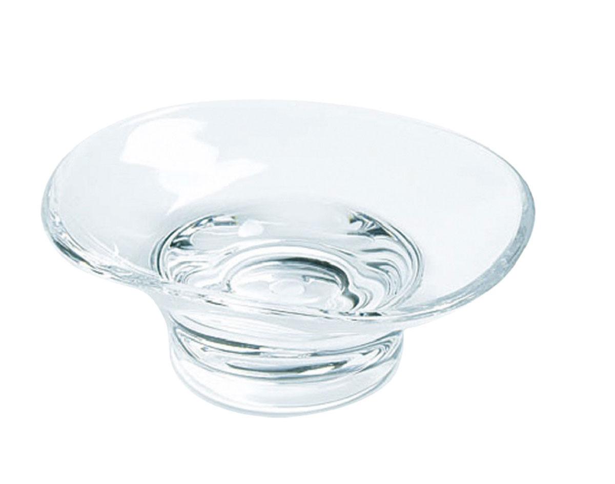 Мыльница Axentia Felina, прозрачная, цвет: прозрачный282316Изготовлен из прозрачного акрила. Универсальный дизайн подходит под любой интерьер ванной комнаты. Отлично сочетается с другими аксессуарами из коллекции Felina.