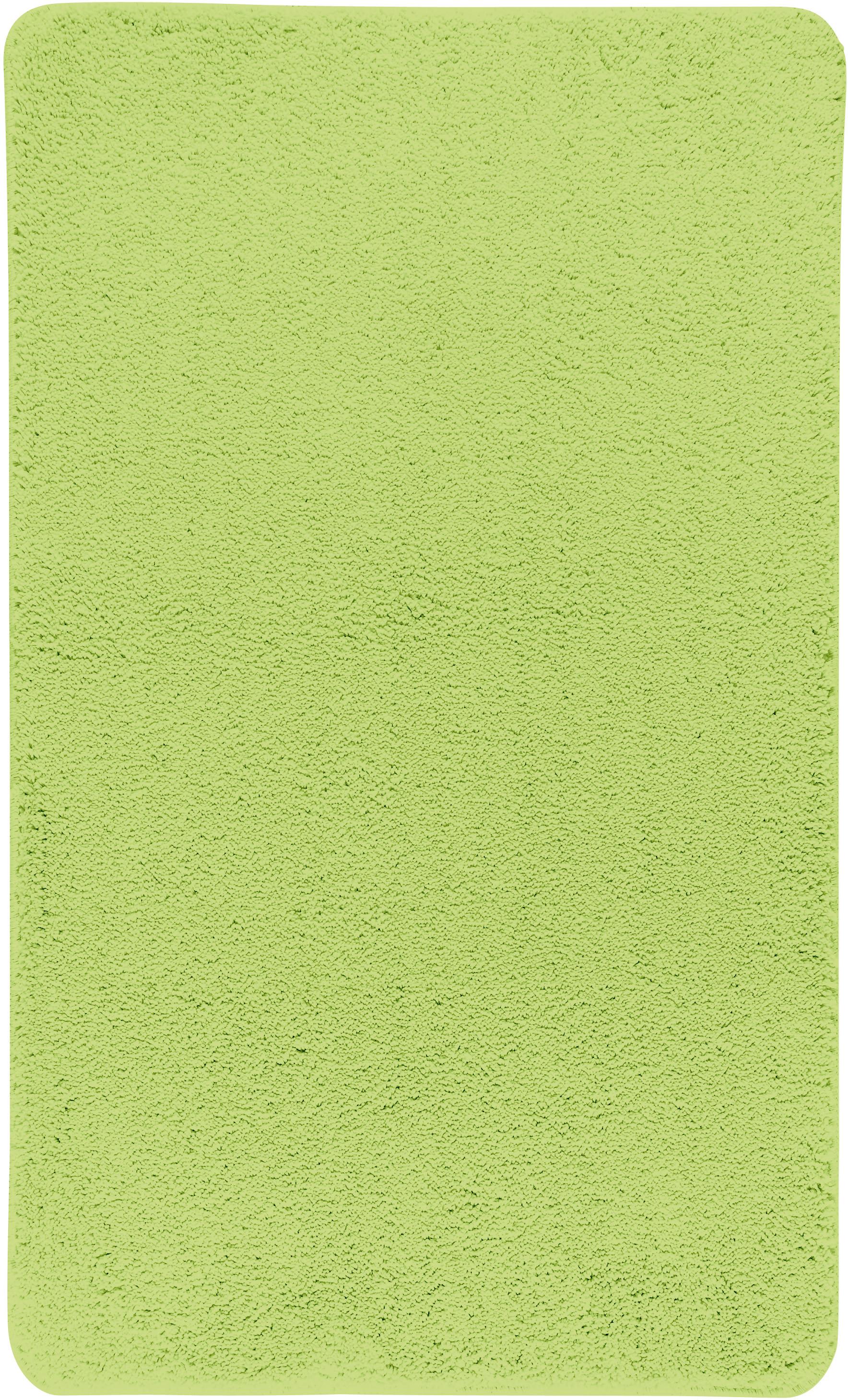 Коврик для ванной Axentia, прямоугольный, цвет: мятный, 60 х 100 см116081Коврик для ванной комнаты из микрофибры, прямоугольный, большой 60х100 см. Высота ворса 1,5 см, стеганный. Противоскользящее основание изготовлено из термопластичной резины и подходит для полов с подогревом. Коврик мягкий и приятный на ощупь, отлично впитывает влагу и быстро сохнет. Можно стирать в стиральной машине. Высокая износостойкость коврика и стойкость цвета позволит вам наслаждаться покупкой долгие годы. Широкая гамма расцветок ковриков Axentia удовлетворит самый притязательный вкус.