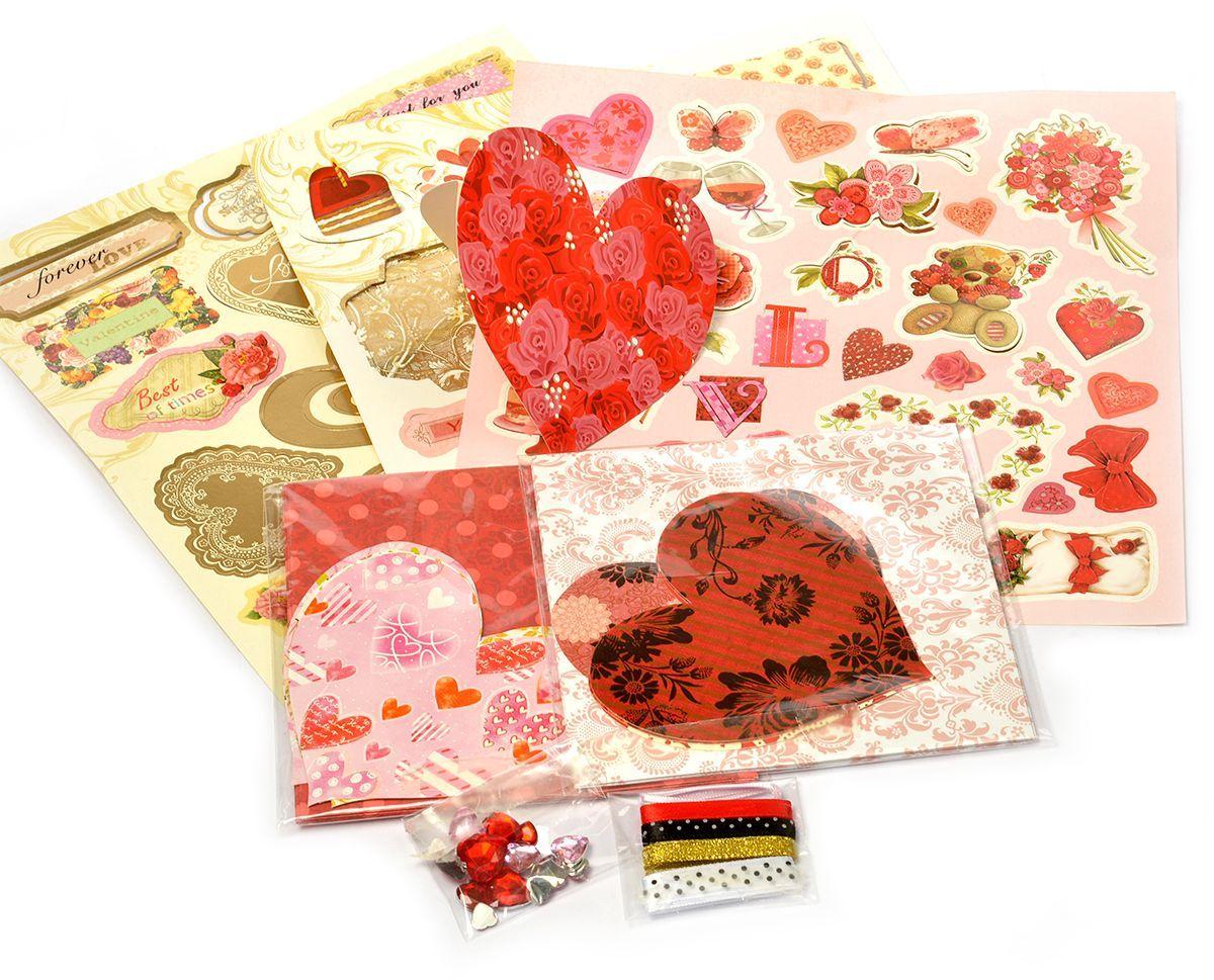 Набор для создания открыток Magic 4 Hobby MG.DIY-10 №1 12x12 смMG.DIY-10.1