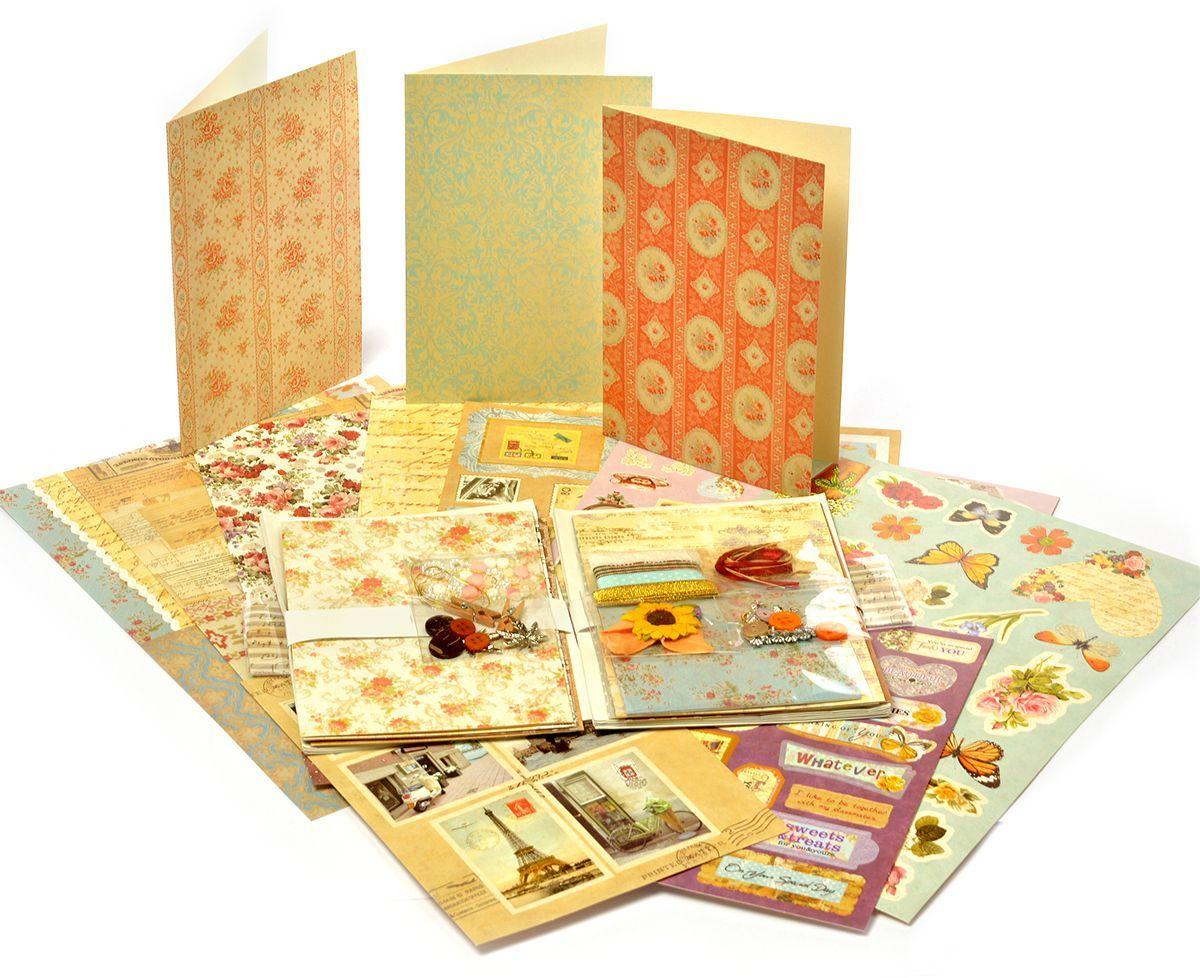 Набор для создания открыток Magic 4 Hobby MG.DIY-10N №2 11,5x17 смMG.DIY-10N.2