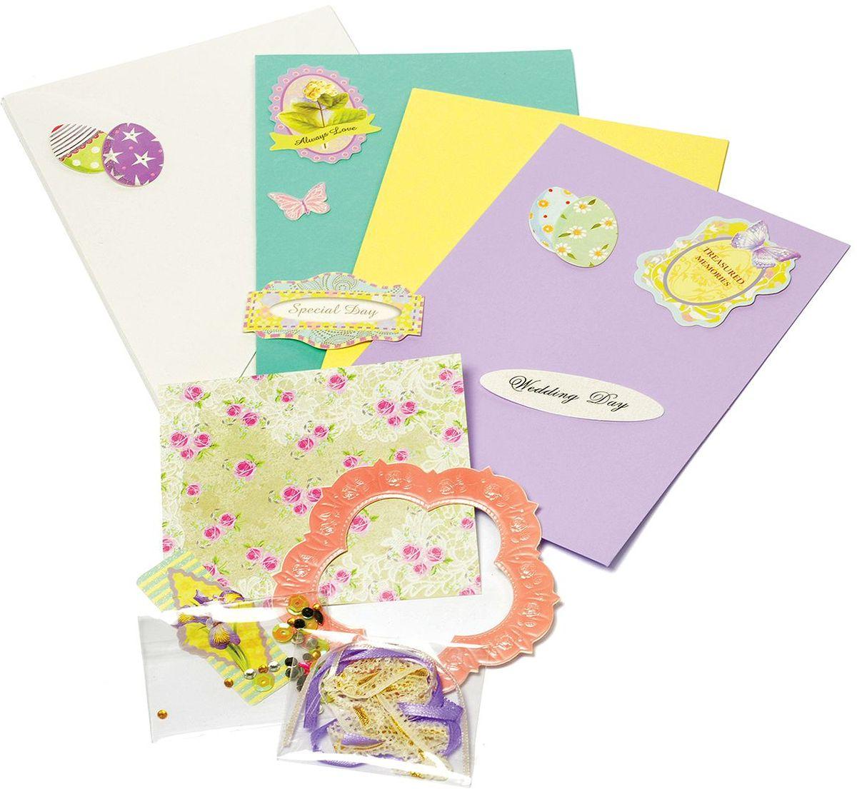 Набор для создания открыток Magic 4 Hobby MG.DIY-3 №2 11,5x17 смMG.DIY-3.02