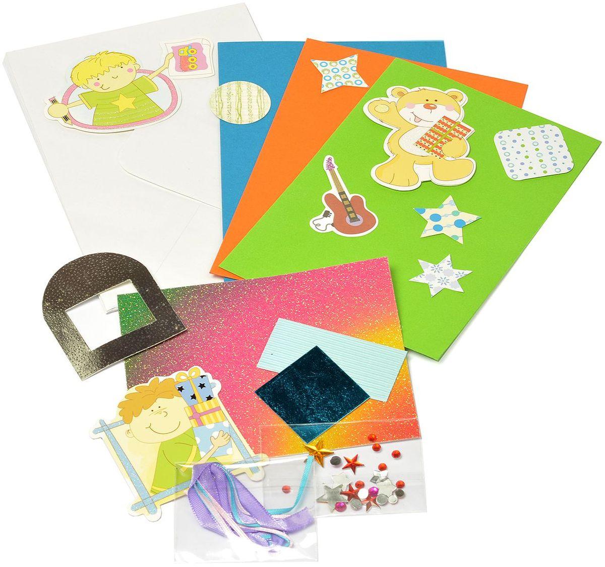 Набор для создания открыток Magic 4 Hobby MG.DIY-3 №5 11,5x17 смMG.DIY-3.05