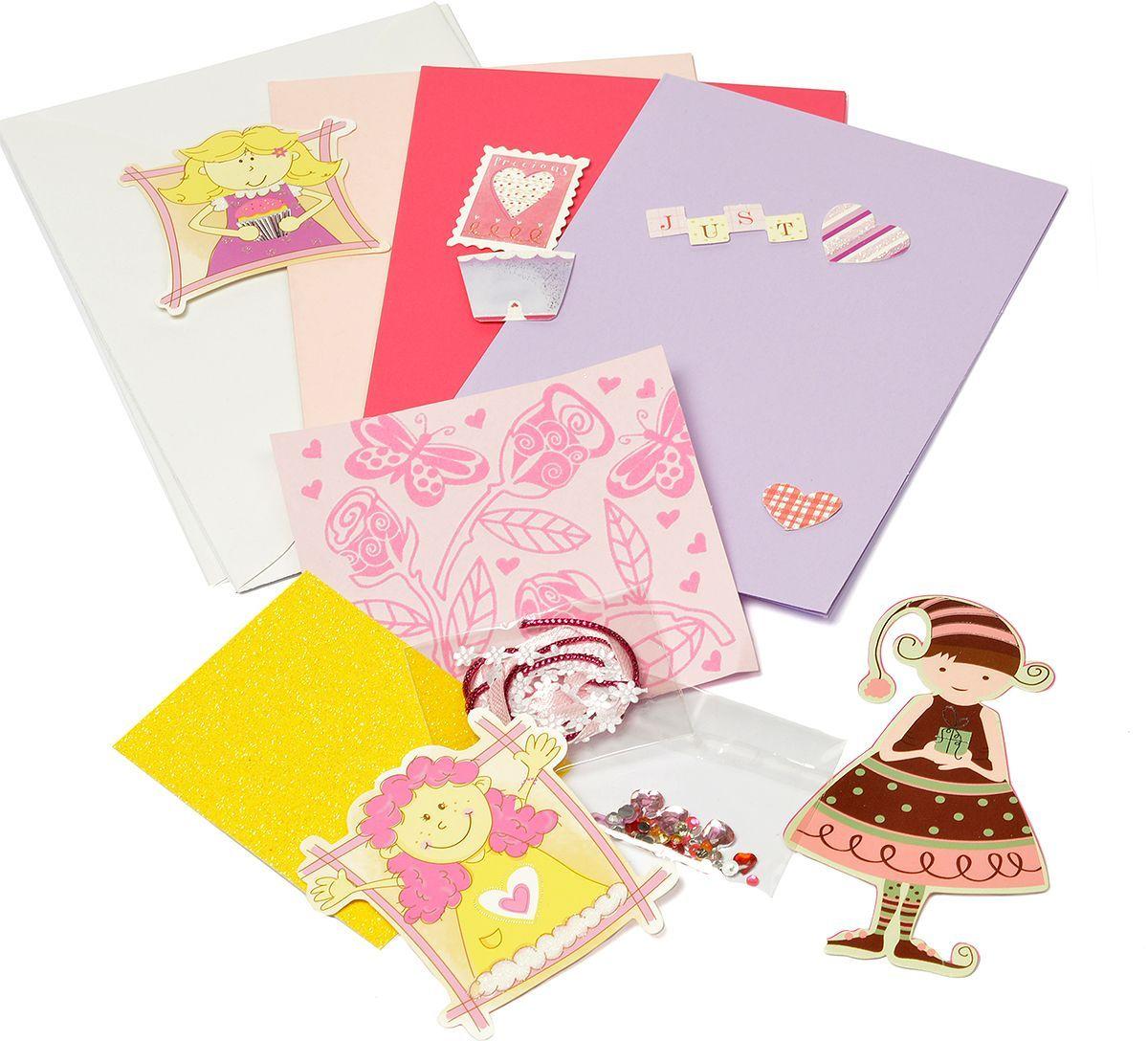 Набор для создания открыток Magic 4 Hobby MG.DIY-3 №6 11,5x17 смMG.DIY-3.06