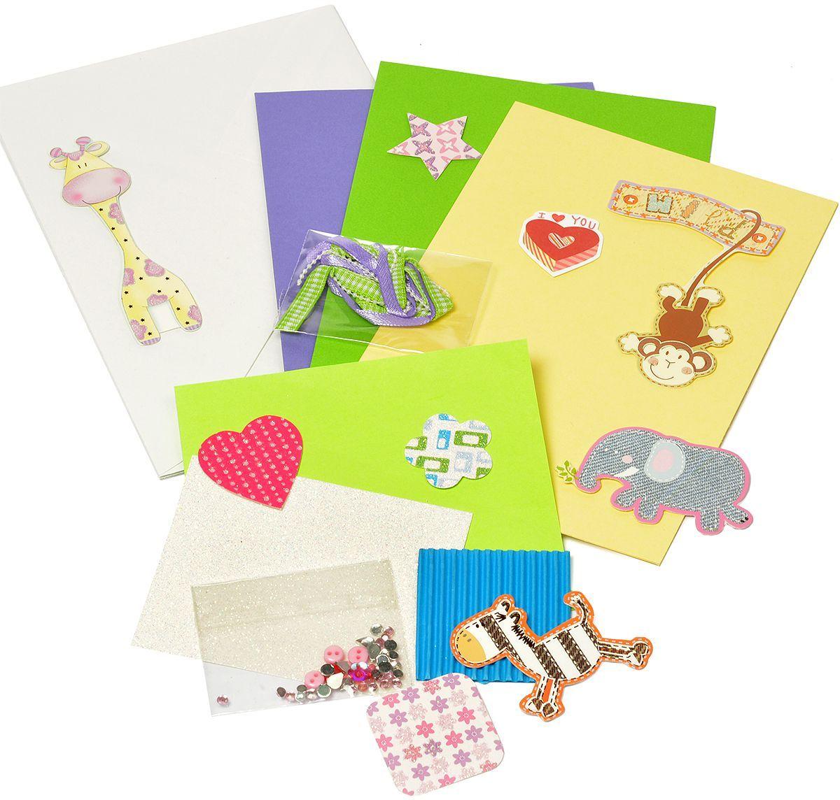 Набор для создания открыток Magic 4 Hobby MG.DIY-3 №7 11,5x17 смMG.DIY-3.07