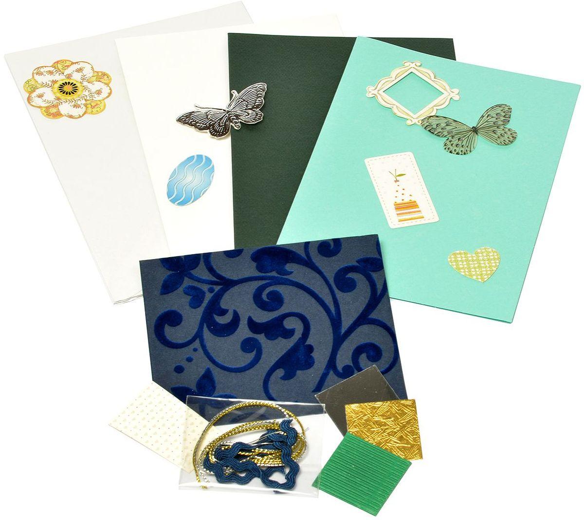 Набор для создания открыток Magic 4 Hobby MG.DIY-3 №11 11,5x17 смMG.DIY-3.11