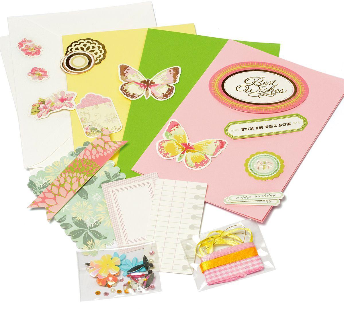 Набор для создания открыток Magic 4 Hobby MG.DIY-3A №1 11,5x17 смMG.DIY-3A.1