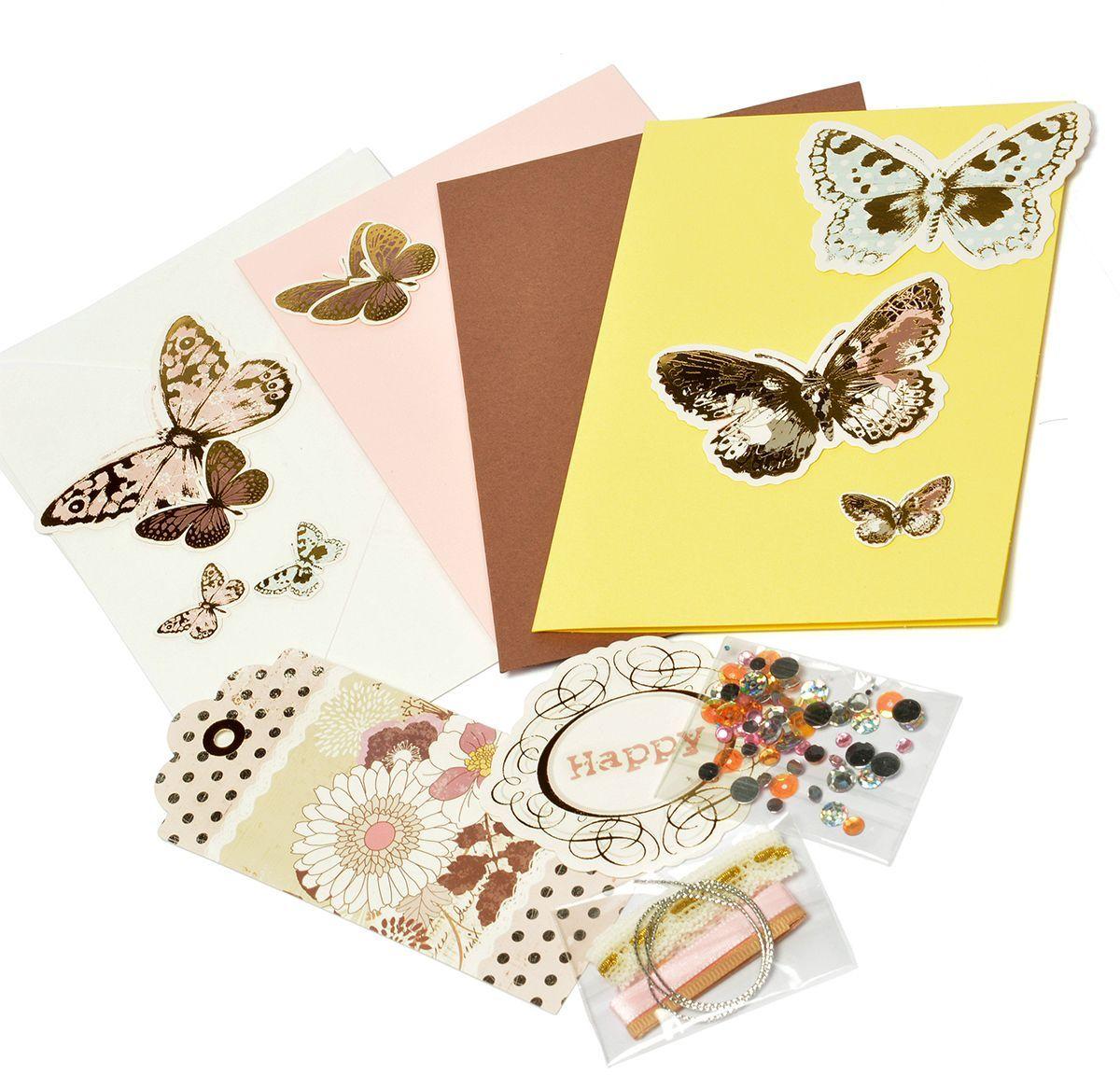 Набор для создания открыток Magic 4 Hobby MG.DIY-3A №2 11,5x17 смMG.DIY-3A.2
