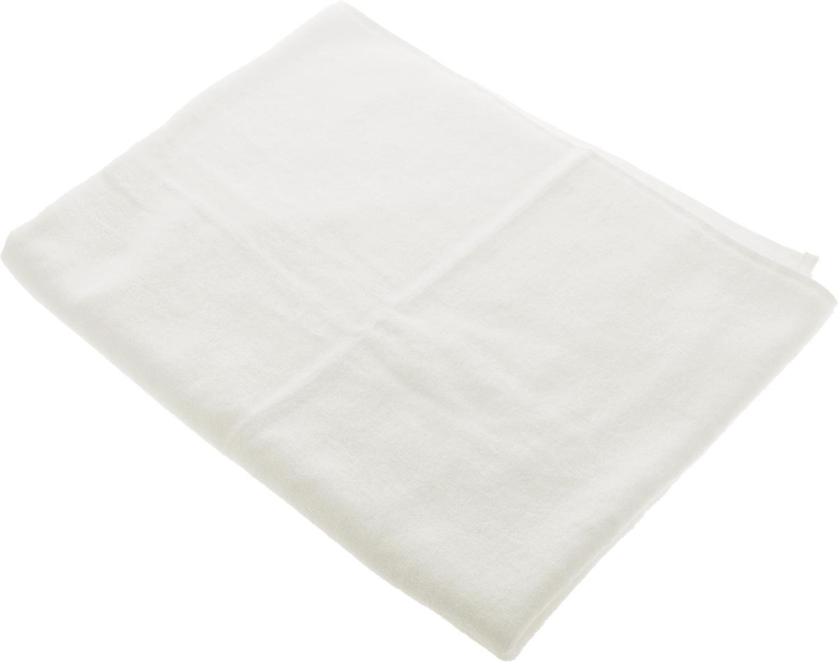 Полотенце Soavita Luxury. Добби, цвет: белый, 70 х 140 см65122Махровое полотенце Soavita Luxury. Добби выполнено из 100% хлопка. Изделие отлично впитывает влагу, быстро сохнет, сохраняет яркость цвета и не теряет форму даже после многократных стирок. Полотенце очень практично и неприхотливо в уходе. Оно создаст прекрасное настроение и украсит интерьер в ванной комнате.