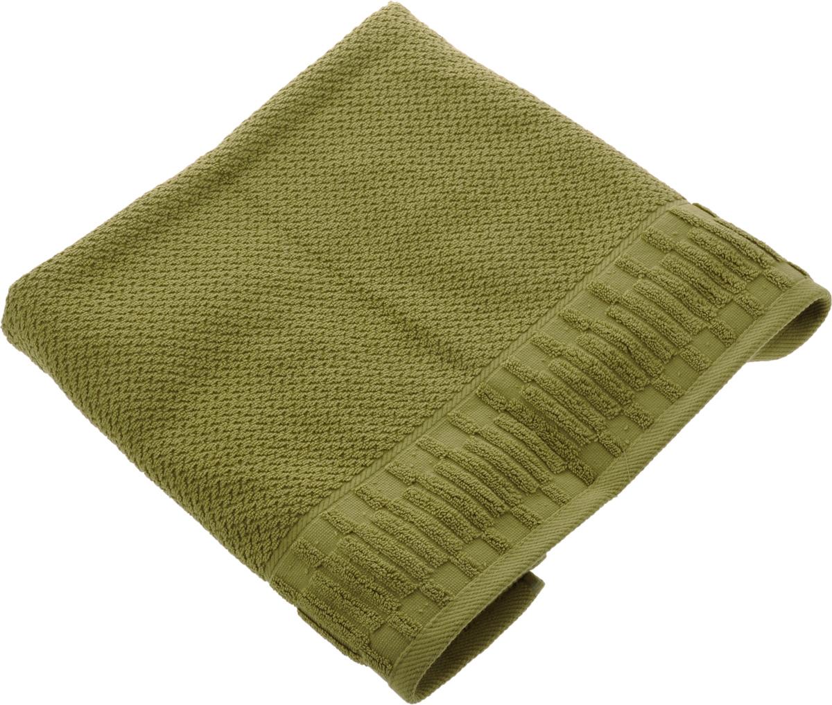 Полотенце Soavita Luxury. Mineola, цвет: зеленый, 70 х 140 см61099Полотенце Soavita Luxury. Mineola выполнено из 100% хлопка. Изделие отлично впитывает влагу, быстро сохнет, сохраняет яркость цвета и не теряет форму даже после многократных стирок. Полотенце очень практично и неприхотливо в уходе. Оно создаст прекрасное настроение и украсит интерьер.