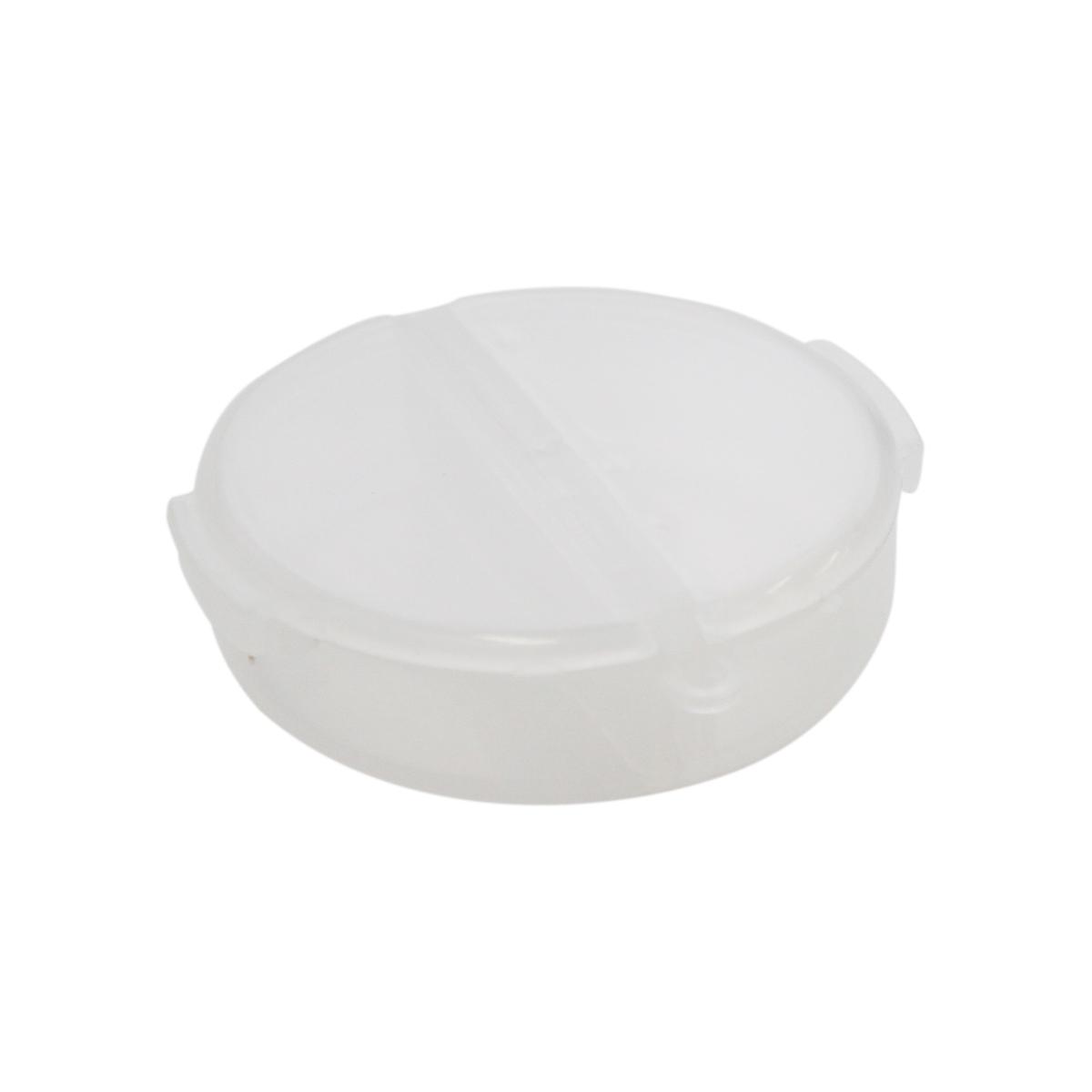 Контейнер для мелочей Trivol, цвет: прозрачный, 5,5 х 1,8 см498115_прозрачныйКонтейнеры для мелочей идеально подойдут для хранения швейных принадлежностей (ниток, бисера, бусин и другого). Выполнены в разных цветовых вариантах.