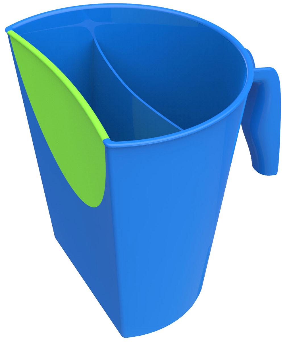 BabyOno Ковш детский для мытья головы цвет синий