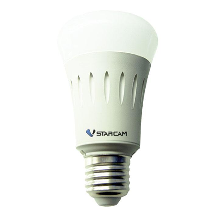 Vstarcam WF820 (АF820) умная лампа1600000360204Vstarcam WF820 (АF820) - это WiFi лампа, которой можно управлять удаленно с помощью смартфона Apple или Android из любой точки мира. Умная лампа имеет более 16 миллионов цветов, которыми возможно управлять как вручную, так и автоматически (по сценарию). Эта светодиодная мультицветная лампа экономнее обычных ламп накаливания в 8 раз. Создайте атмосферу удобную вам и соответствующую именно вашему настроению! В случае пропадания электропитания, лампа сама восстановит нужный сценарий работы после включения сети, а при использовании режима Сон, яркость лампы и цветность будет автоматически затухать, до полного пропадания. Лампа имеет цоколь Е27, ее без труда можно установить в любой подходящий плафон. Настроить Vstarcam WF820 очень просто, не требуется никаких дополнительных устройств и пультов, только смартфон и доступ в Интернет.
