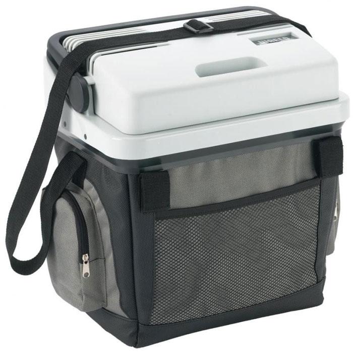 Waeco AS-25 автохолодильник 20 лAS-25Термоэлектрический автохолодильник Waeco AS-25 представляет собой удобный аксессуар, который станет отличным спутником в поездках. Данная модель оснащена тканевым кожухом с несколькими карманами и имеет удобный плечевой ремень для переноски. Устройство обладает такой полезной функцией, как автоматическое переключение переменного/постоянного тока в режиме питания и от сети, и от прикуривателя. Класс потребления энергии: A++ Фиксаторы Velcro для прочного крепления в автомобиле Охлаждение до температуры на 18°C ниже температуры окружающего воздуха Сетчатый карман Отделение для кабеля Два кармана на молниях