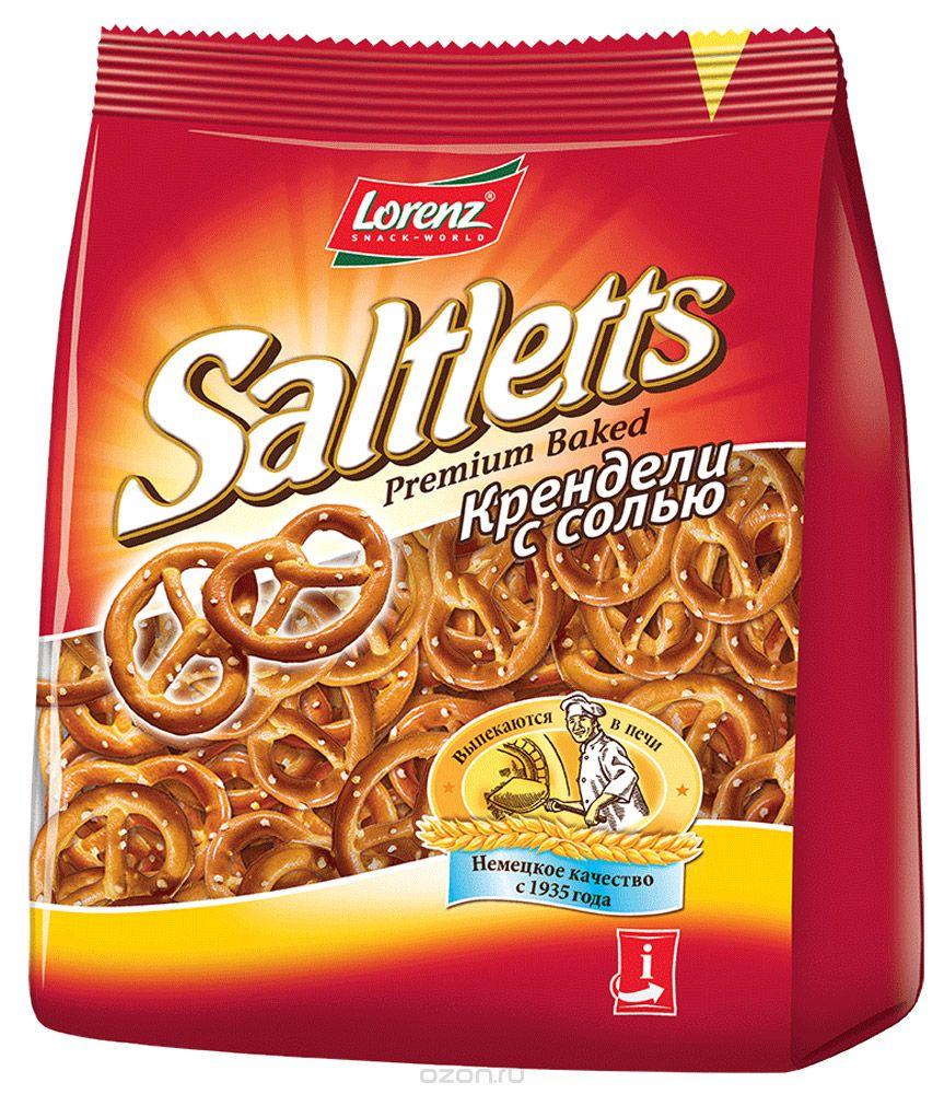 Lorenz Saltletts крендели с солью, 150 г