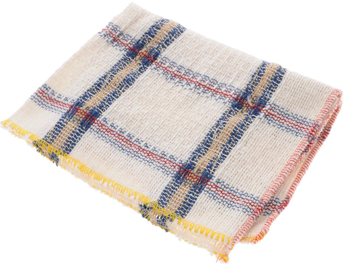 Тряпка для пола Apex Шотландка, цвет: желтый, темно-синий, молочный, 60 х 40 см15081-A_желтый, темно-синийТряпка Apex Шотландка выполнена из 100% хлопка и предназначена для мытья напольных покрытий из любых материалов. Эффективно очищает любую поверхность, отлично отжимается и имеет долгий срок службы. Применяется для влажной и сухой уборки.