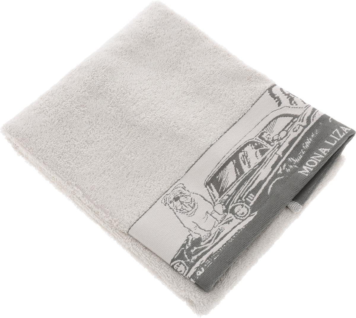 Полотенце Mona Liza Pet, цвет: светло-серый, серый, 50 х 90 см529671/2Мягкое полотенце Pet изготовлено из 30% хлопка и 70% бамбукового волокна. Полотенце Pet с жаккардовым бордюром обладает высокой впитывающей способностью и сочетает в себе элегантную роскошь и практичность. Благодаря высокому качеству изготовления, полотенце будет радовать вас многие годы. Мотивы коллекции Mona Liza Premium bu Serg Look навеяны итальянскими фресками эпохи Ренессанса, периода удивительной гармонии в искусстве. В представленной коллекции для нанесения на ткань рисунка применяется многоцветная печать, метод реактивного крашения, который позволяет создать уникальную цветовую гамму, напоминающую старинные фрески. Этот метод также обеспечивает высокую устойчивость краски при стирке.