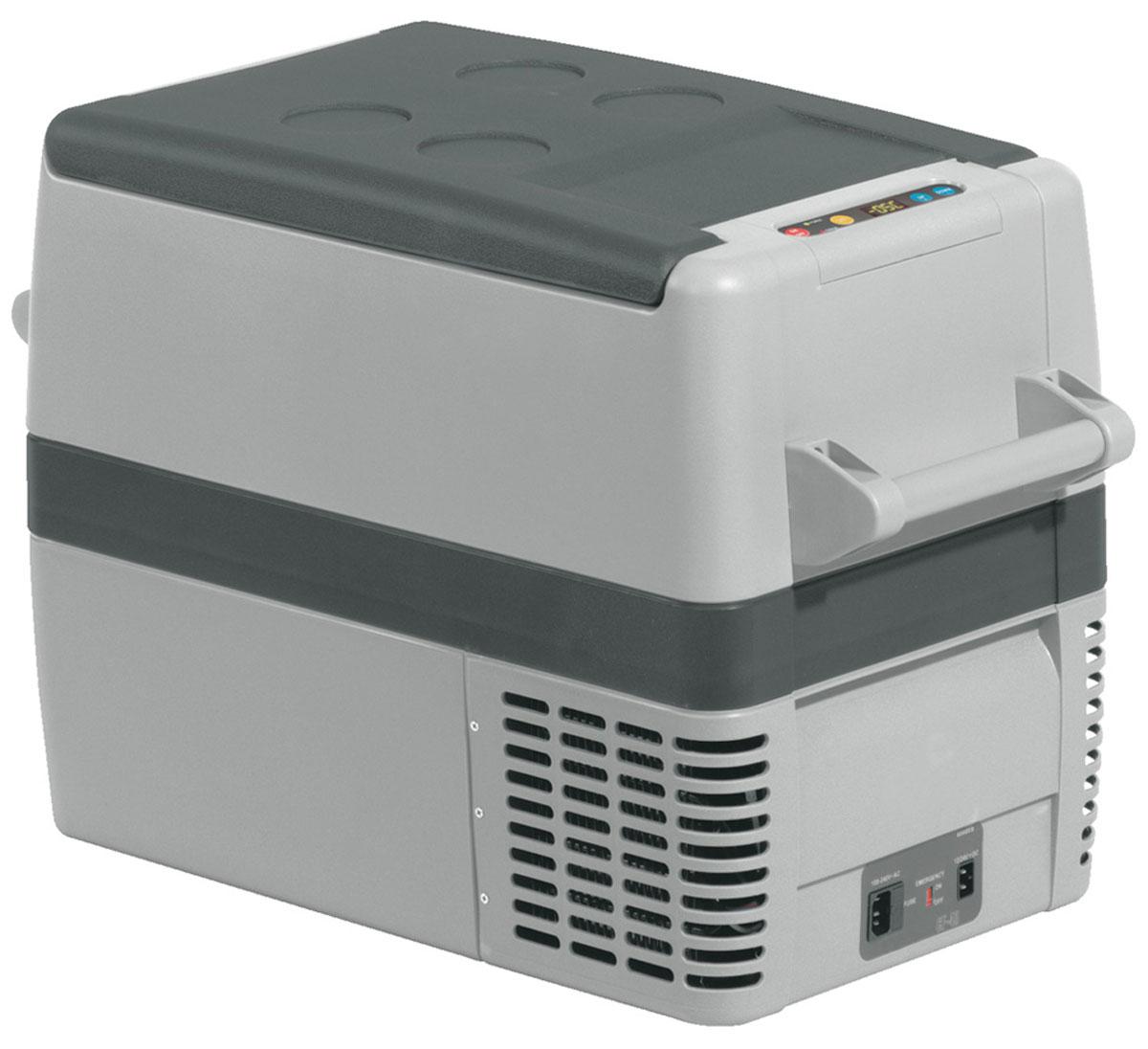 Waeco CoolFreeze CF-40 АС автохолодильник компрессорный 37 лCF-40АСАвтомобильный компрессорный холодильник Waeco CoolFreeze CF-40 АС предназначен для эксплуатации на отдыхе, в походах или путешествиях. Он оснащен уникальным маленьким герметичным компрессором переменного тока. Производителем также предусмотрена специальная защитная система от перепадов напряжения. Автомобильные холодильники от компании Waeco эффективно работают в любое время года, практичны и удобны в эксплуатации, а также отличаются прочностью и долговечностью. Быстрое охлаждение 3-х ступенчатое защитное реле Внутреннее освещение Съемная крышка Охлаждение: от +10 до -18°С Вынимающаяся корзина