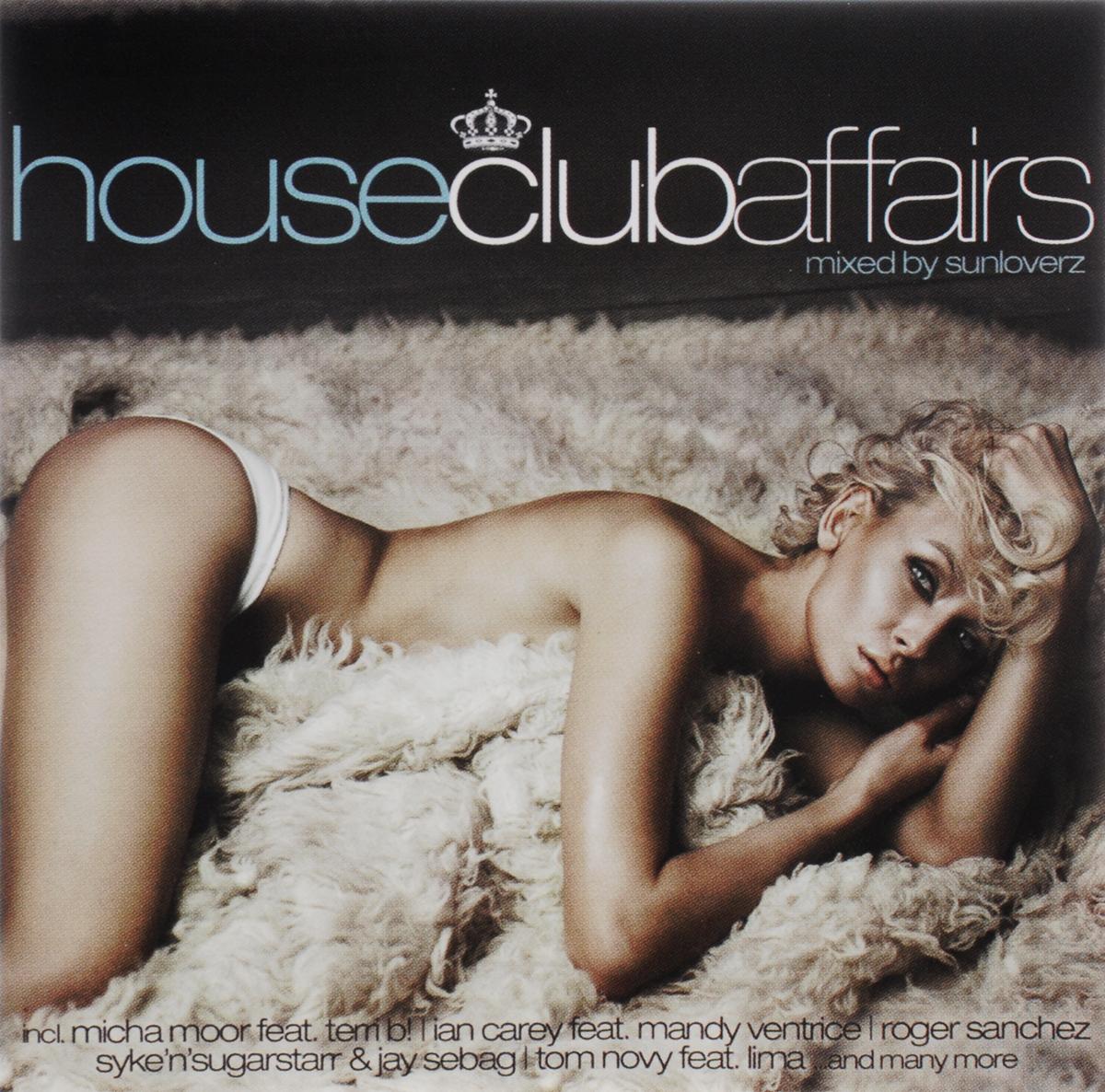 House Club Affairs (2 CD) 2011 2 Audio CD