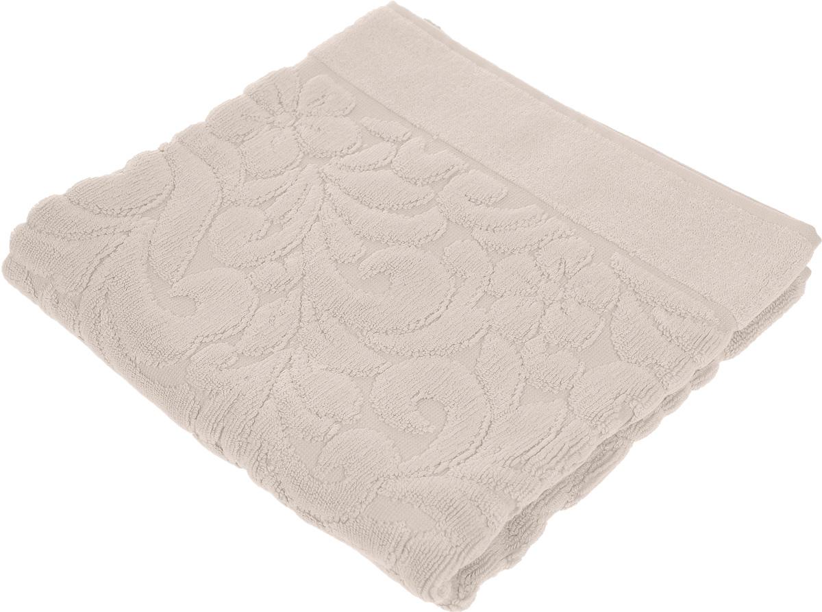 Коврик-полотенце для ванной Issimo Home Valencia, цвет: пудра, 50 x 80 см4689Коврик-полотенце для ванной Issimo Home Valencia выполнен из высококачественного хлопка и бамбука. Такое изделие подарит вам массу положительных эмоций и приятных ощущений. Коврик отличается нежностью и мягкостью материала, утонченным дизайном и превосходным качеством. Он прекрасно впитывает влагу, быстро сохнет и не теряет своих свойств после многократных стирок.