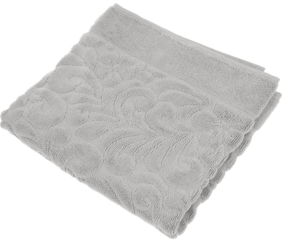 Коврик-полотенце для ванной Issimo Home Valencia, цвет: бежевый, 50 x 80 см4690Коврик-полотенце для ванной Issimo Home Valencia выполнен из высококачественного хлопка и бамбука. Такое изделие подарит вам массу положительных эмоций и приятных ощущений. Коврик отличается нежностью и мягкостью материала, утонченным дизайном и превосходным качеством. Он прекрасно впитывает влагу, быстро сохнет и не теряет своих свойств после многократных стирок.