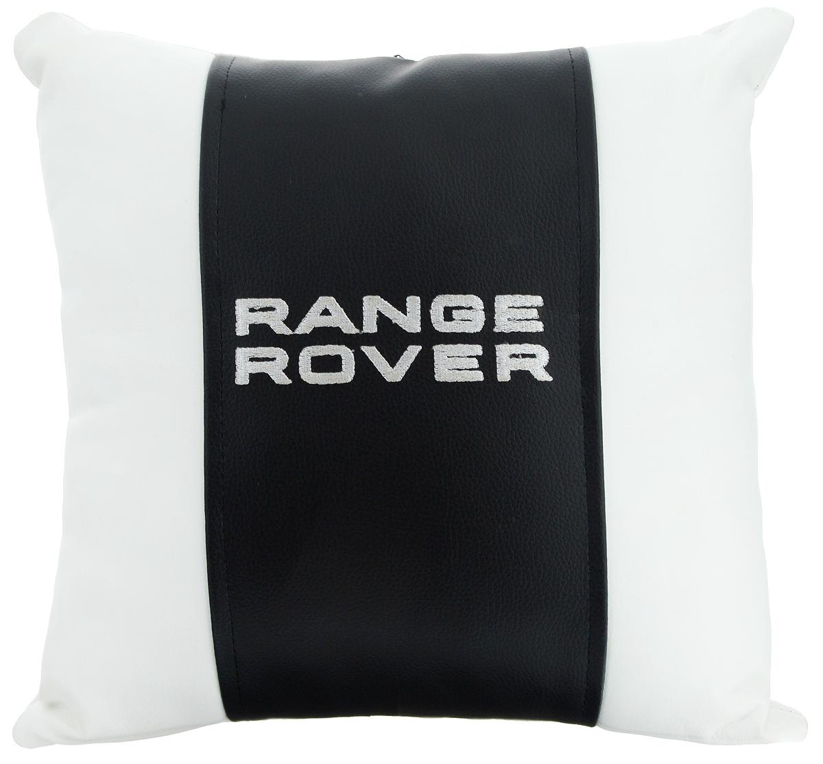 Подушка на сиденье Autoparts Range Rover, цвет: белый,черный, 30 х 30 смМ061_белый,черныйПодушка на сиденье Autoparts Range Rover создана для тех, кто весь свой день вынужден проводить за рулем. Чехол выполнен из высококачественной дышащей экокожи. Наполнителем служит холлофайбер. На задней части подушки имеется змейка. Особенности подушки: - Хорошо проветривается. - Предупреждает потение. - Поддерживает комфортную температуру. - Обминается по форме тела. - Улучшает кровообращение. - Исключает затечные явления. - Предупреждает развитие заболеваний, связанных с сидячим образом жизни. Подушка также будет полезна и дома - при работе за компьютером, школьникам - при выполнении домашних работ, да и в любимом кресле перед телевизором.