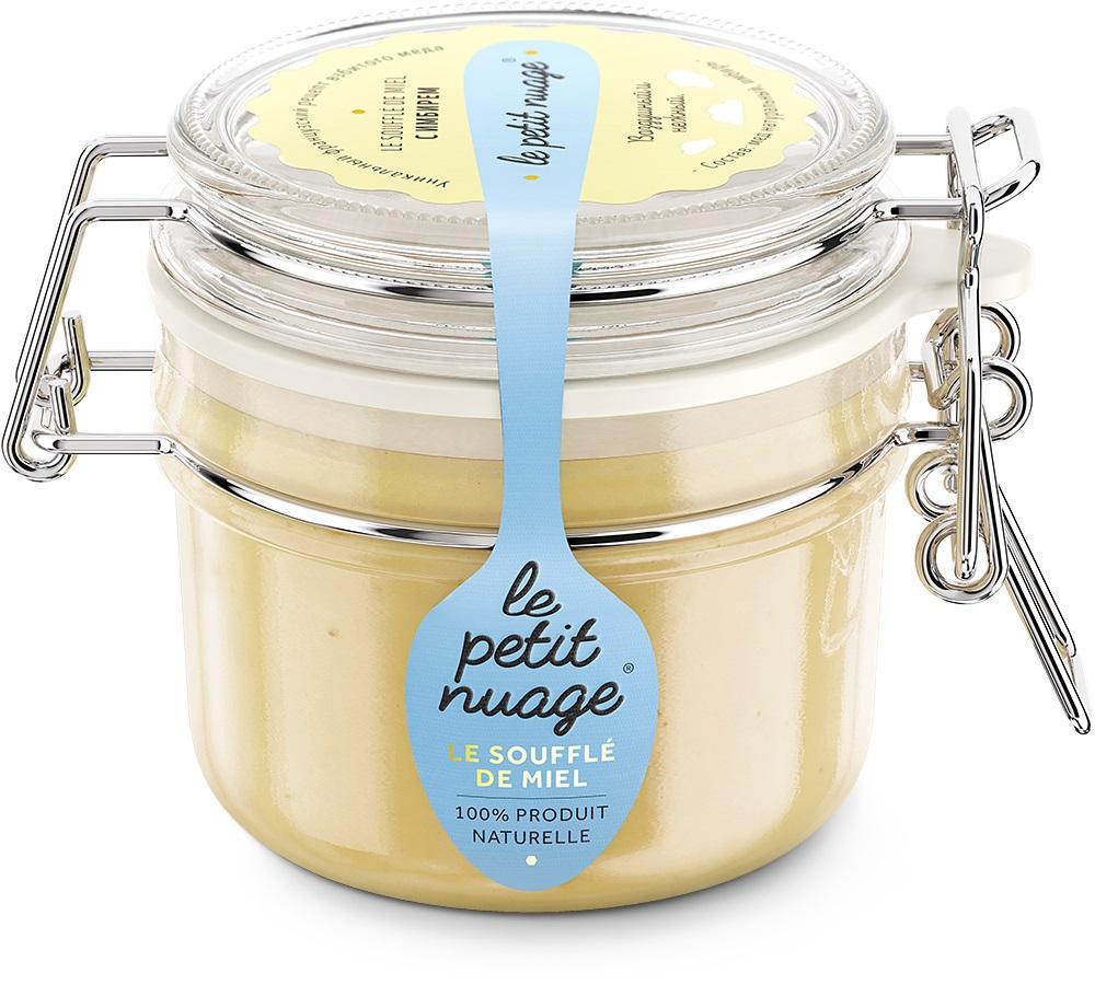 Le Petit Nuage мед-суфле с имбирем, 215 г