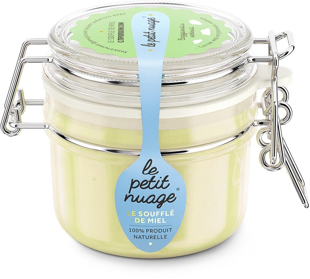 Le Petit Nuage мед-суфле с прополисом, 215 г