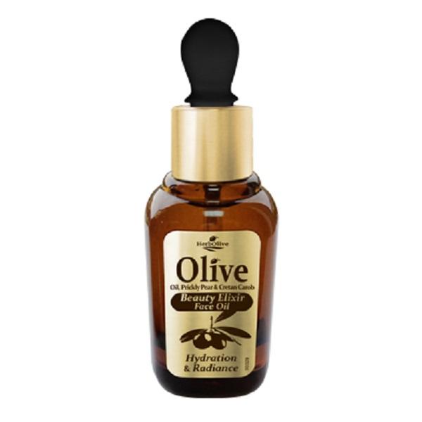 HerbOlive Масло - эликсир красоты для лица увлажнение и сияние 30 мл5200310405082Увлажняющий эликсир для лица с плодами опунции и рожкового дерева являются природными источниками витаминов и минералов. Уникальное сочетание компонентов с маслом оливы, розмарином, витамином Е оказывает выраженное регенерирующее действие, стимулирует обновление кожи и дает толчок росту новых клеток. Рекомендуется для сухой и нормальной кожи с 18 лет. Косметика произведена в Греции на основе органического сырья, НЕ СОДЕРЖИТ минеральные масла, вазелин, пропиленгликоль, парабены, генетически модифицированные продукты (ГМО)