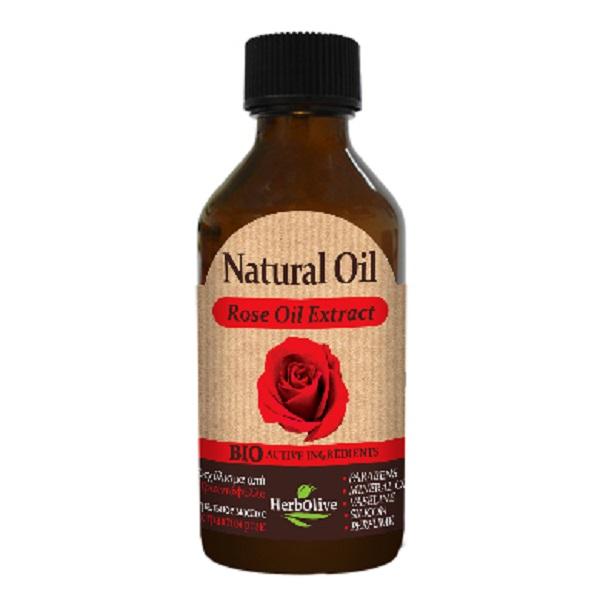 HerbOlive Натуральное масло с экстрактом розы 100 мл5200310405198Розовое масло благотворно воздействует на сухую, огрубевшую, и шелушащуюся кожу лица. Обладая смягчающими и питательными свойствами, масло розы устраняет шелушение и огрубение кожи, насыщает кожные клетки необходимыми питательными веществами, и помогает обеспечить защиту сухой кожи от агрессивных воздействий окружающей среды (ветер, сухой воздух, мороз, солнце). Прекрасно подходит для ухода за чувствительной кожей, которая отрицательно реагирует на многие косметические препараты. Его применение способствует успокоению раздраженной и воспаленной кожи лица, и в дальнейшем помогает поддерживать оптимальное состояние кожного покрова. Может с успехом использоваться для кожи с близко расположенными капиллярами, т.к. его регулярное применение устраняет сосудистые сеточки на лице. Косметика произведена в Греции на основе органического сырья, НЕ СОДЕРЖИТ минеральные масла, вазелин, пропиленгликоль, парабены, генетически модифицированные продукты (ГМО)