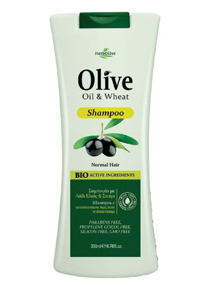 HerbOlive Шампунь для нормальных волос с пшеницей 200 мл5200310400827Питает волосы у корней, обеспечивает сбалансированный уход за волосами и кожей головы. Оливковое масло и насыщенная травяная база питают минералами и витаминами кожу головы, содействует здоровому роста волос. Мягко и эффективно очищает волосы, повышет прочность и эластичность, обеспечивая дополнительный объем и блеск. Косметика произведена в Греции на основе органического сырья, НЕ СОДЕРЖИТ минеральные масла, вазелин, пропиленгликоль, парабены, генетически модифицированные продукты (ГМО)