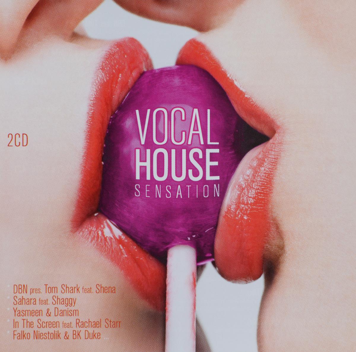 Vocal House Sensation (2 CD) 2011 2 Audio CD