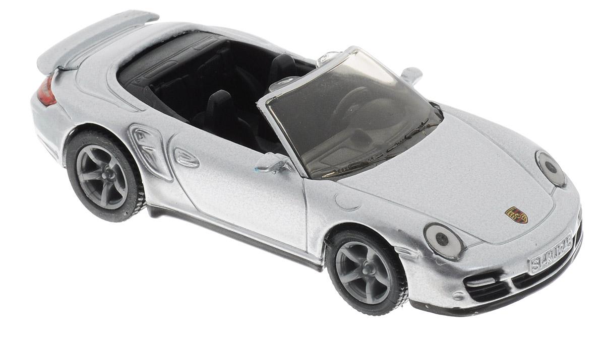 Siku Модель автомобиля Porsche 911 Turbo Cabrio куплю авто модели 1 43