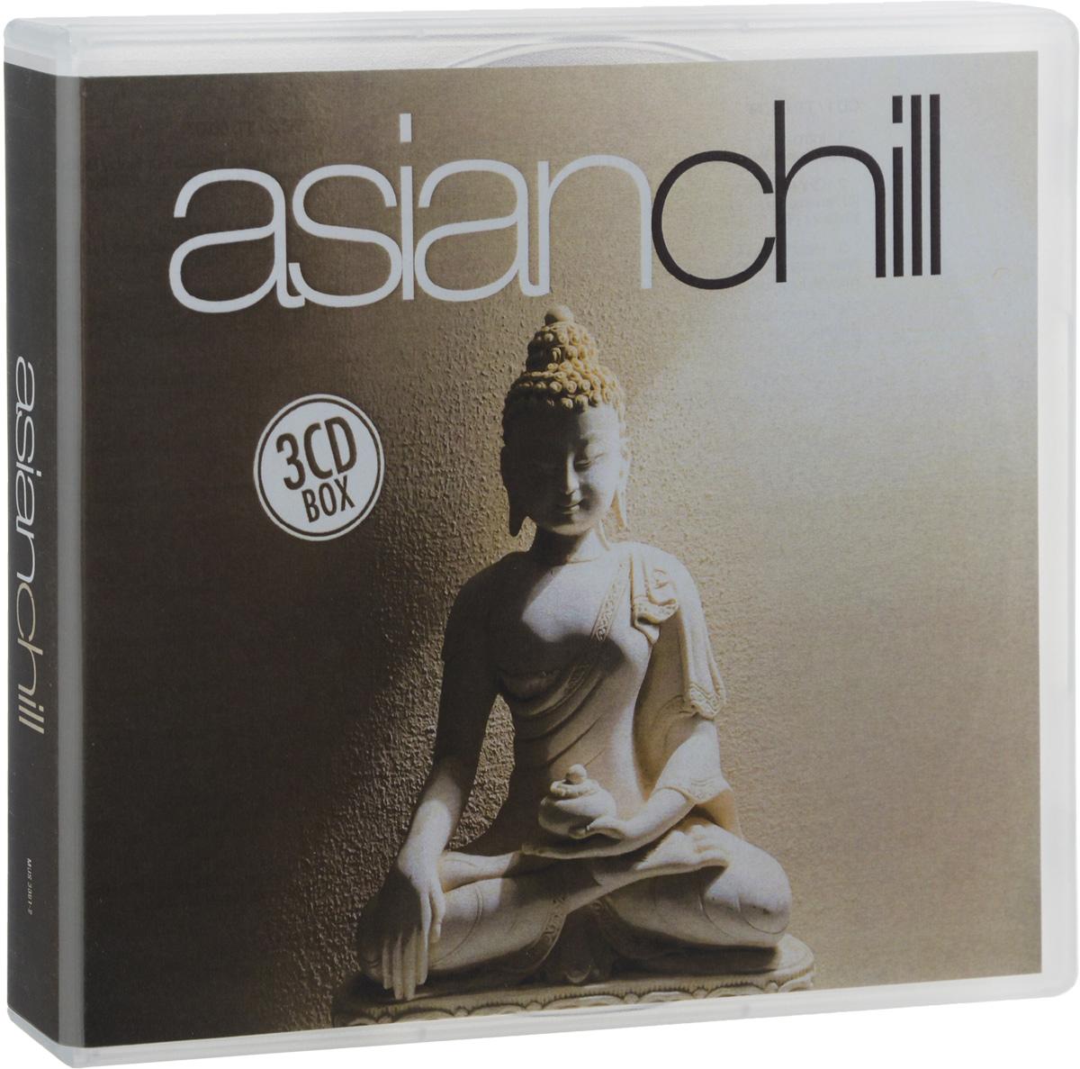 Asian Chill (3 CD) 2015 3 Audio CD