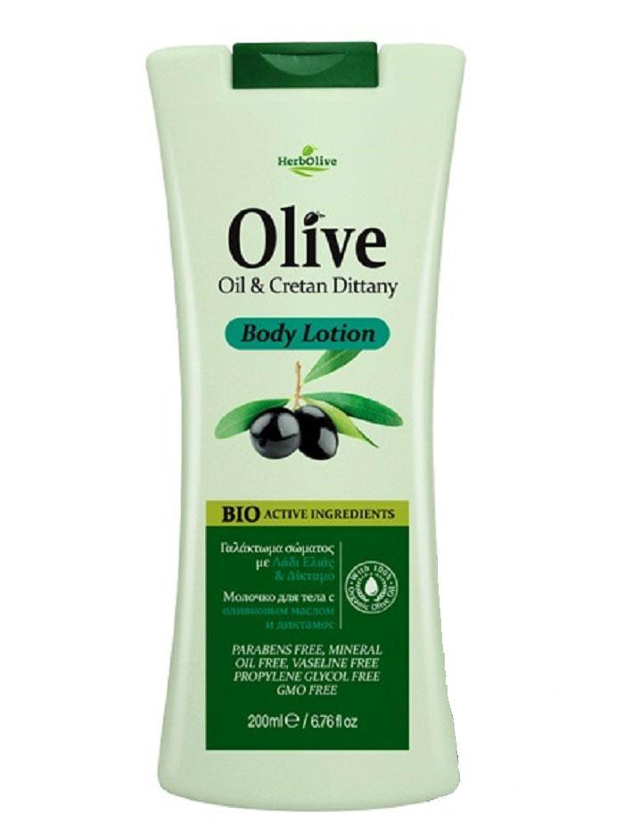 HerbOlive Молочко для тела с диктамосом (критская душица) 200 мл5200310402494Уникальное сочетание оливкового масла, масла арганы, пантенол, глицерин и экстракта критской душицы (диктамоса), богатые витаминами, обеспечивают коже естественную эластичность и питание. Смягчает, разглаживает кожу, делая ее шелковистой, оставляя тонкий аромат натуральных трав. Рекомендуется для ежедневного ухода. Легко впитывается по всей поверхности тела, обеспечивая мягкое увлажнение. Косметика произведена в Греции на основе органического сырья, НЕ СОДЕРЖИТ минеральные масла, вазелин, пропиленгликоль, парабены, генетически модифицированные продукты (ГМО)