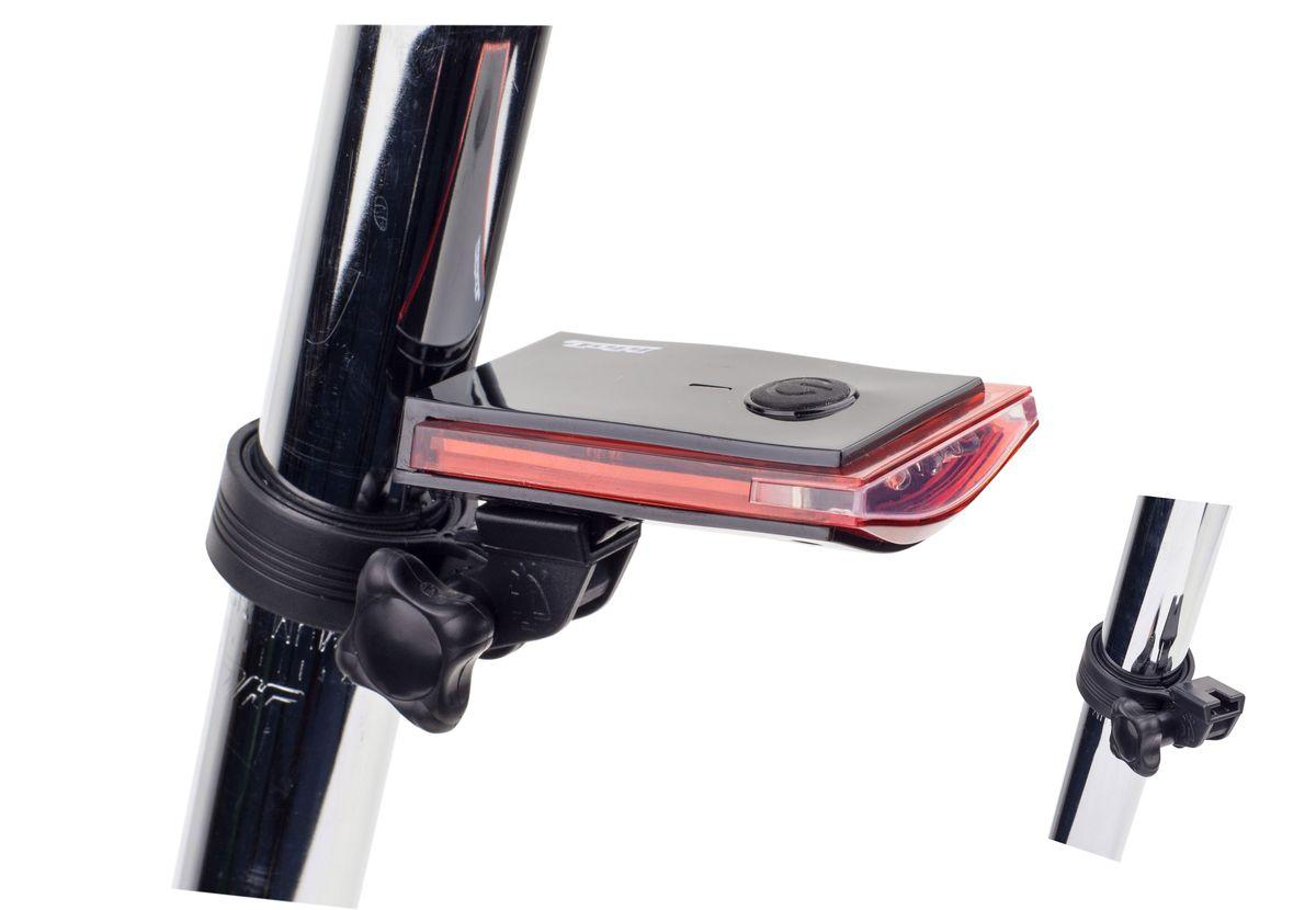Фонарь велосипедный светодиодный Idol