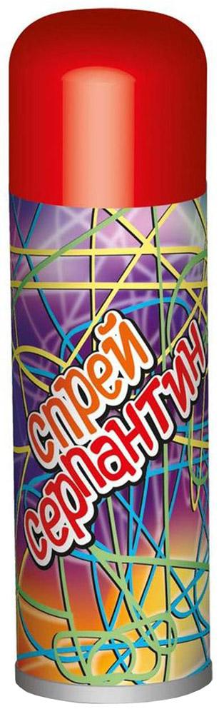 B&H Карнавальный спрей Серпантин BH0908 цвет красныйBH0908_красныйНу какой же Новый год без серпантина? Спрей-серпантин распыляется с расстояния не менее 1,5 м. Серпантин падает длинными разноцветными нитями. Легко смывается водой. Цвет: синий, зеленый, красный, желтый, фиолетовый, розовый. Цвет колпачка указывает на цвет спрея. Объем баллона - 250 мл.