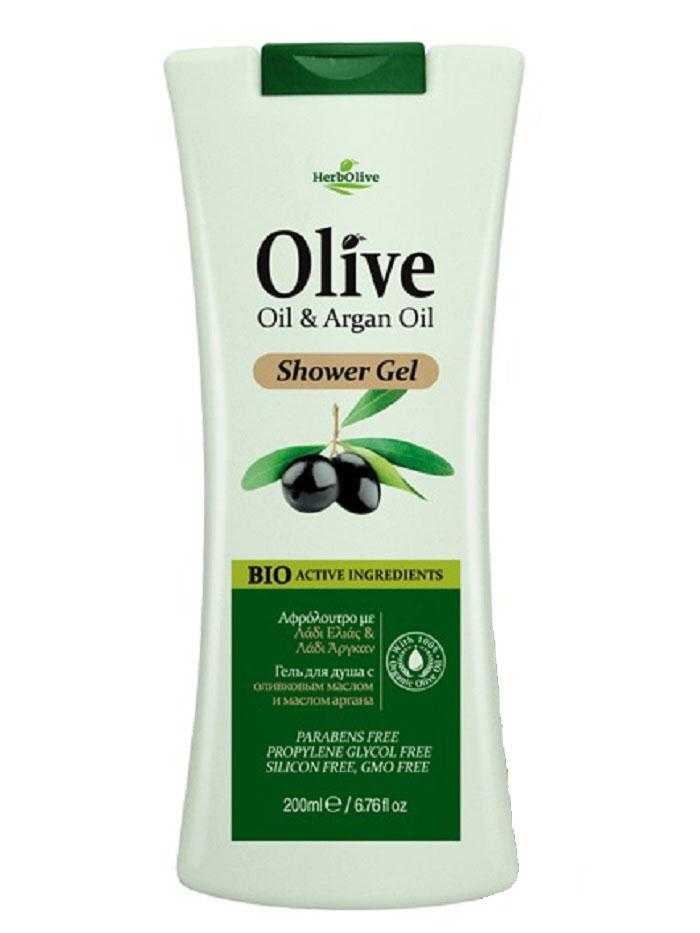 HerbOlive Гель для душа с маслом арганы 200 мл5200310402869Оживляет и увлажняет кожу, предлагая уникальное сочетание экстракта критской Орегано и оливкового масла, идеален для поддержания влажности в течение всего дня. Косметика произведена в Греции на основе органического сырья, НЕ СОДЕРЖИТ минеральные масла, вазелин, пропиленгликоль, парабены, генетически модифицированные продукты (ГМО)