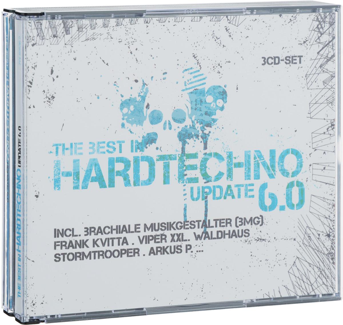 The Best In Hardtechno. Update 6.0 (3 CD) 2013 3 Audio CD