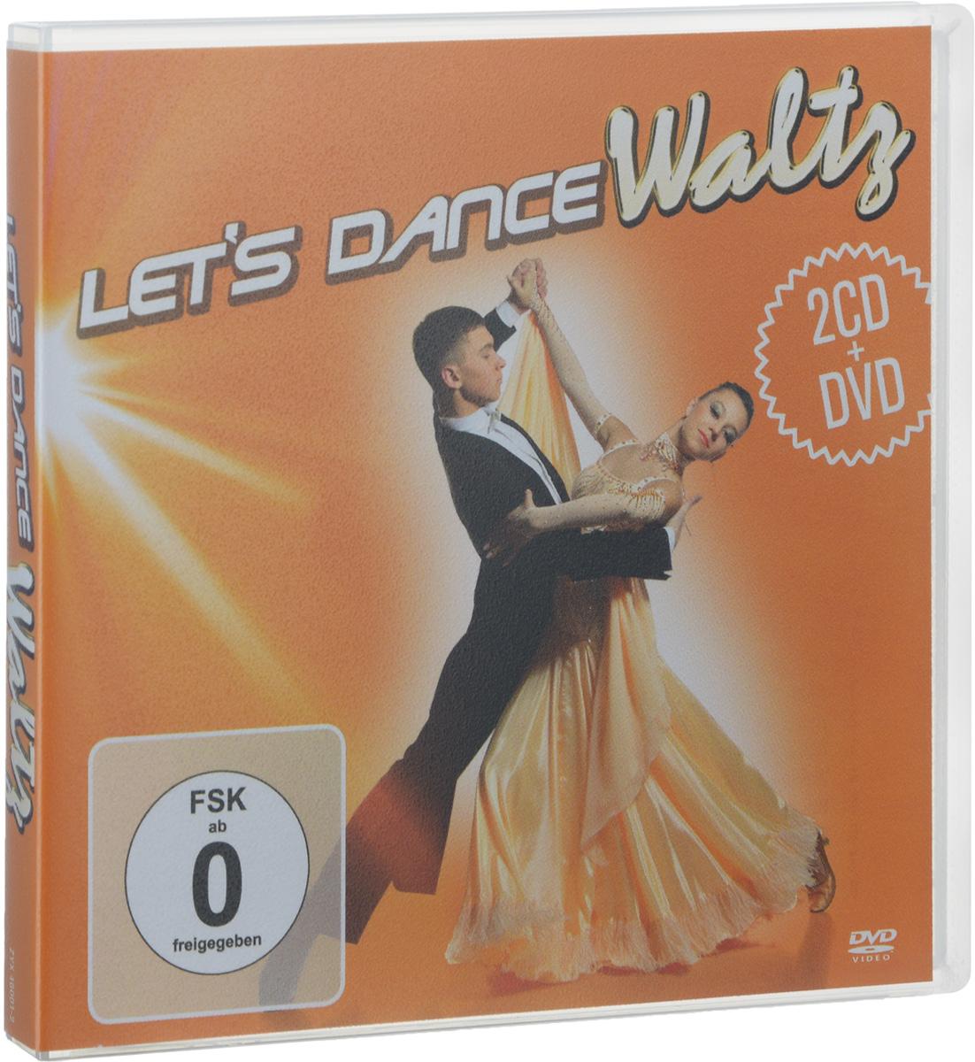 Let's Dance. Waltz (2 CD + DVD) 2014 3 CD + DVD