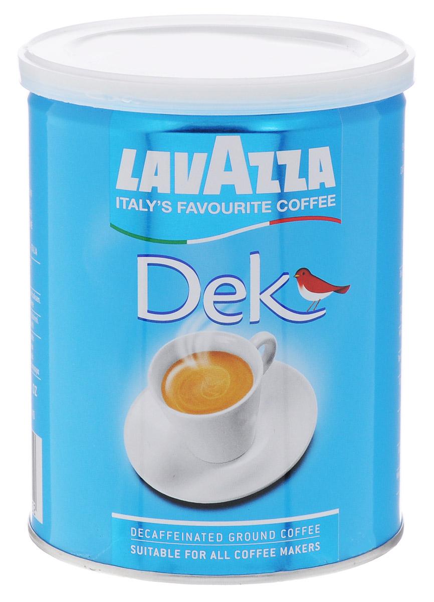 Lavazza Caffe Decaffeinato кофе молотый, 250 г