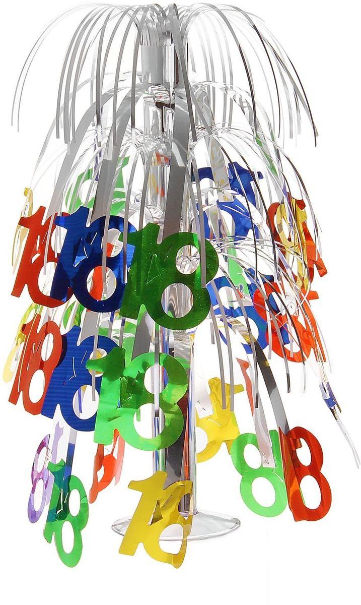 Страна Карнавалия Каскад на стол 18 с подставкой305967Если вы хотите порадовать себя или близких, создать праздничное настроение и с улыбкой провести памятный день, то вы, несомненно, сделали правильный выбор! Товар Каскад на стол, с подставкой отличается не только оригинальным дизайном, но и высоким качеством.