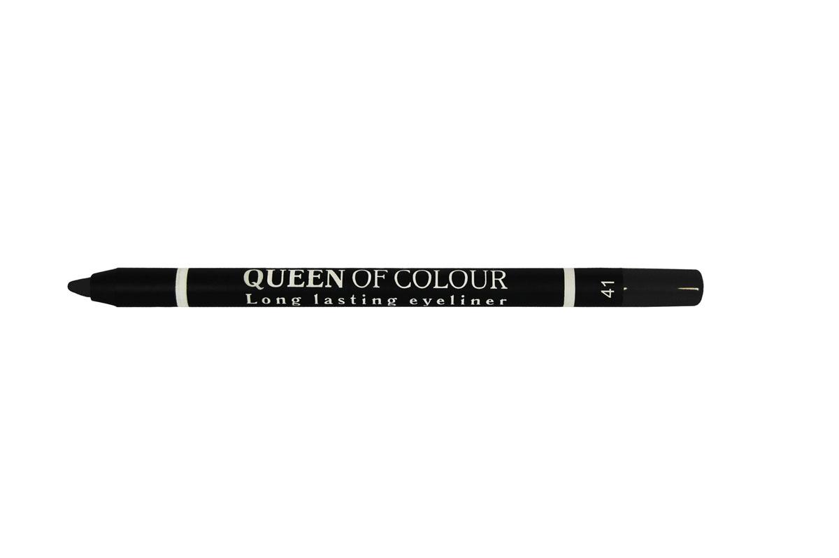 Ninelle Карандаш для глаз Queen Of Colour №41739N10448Высокая концентрация пигментов создает насыщенный цвет, который делает образ более ярким и индивидуальным. Таким карандашом можно выполнить как дневной, так и вечерний макияж. Новая формула с витамином Е способствует идеально мягкому нанесению карандаша на веки. Он прекрасно растушевывается и превосходно держится на веках в течение всего дня. Для создания более глубокого образа не ждите пока карандаш зафиксируется, а сразу приступайте к растушевке его границ.