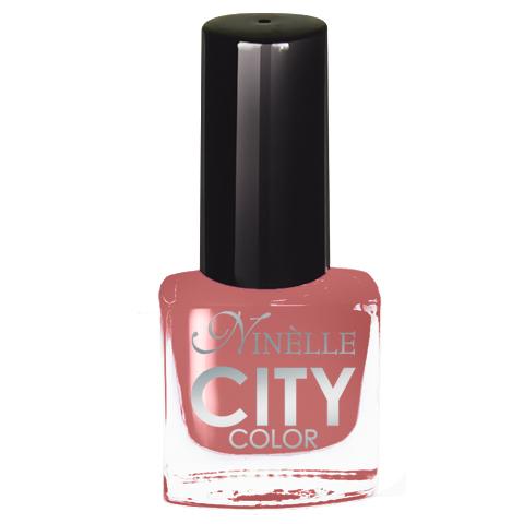 Ninelle Лак для ногтей City Color №1671114N10824Формула уникальна и безупречна: лак быстро сохнет, гарантирует идеальную цветопередачу и потрясающий блеск, а также непревзойденную стойкость. Лак для ногтей City color выравнивает поверхность ногтя, делая его идеально гладким и безупречно глянцевым. Высокая концентрация пигментов и новая кисть заметно упростили маникюрную процедуру - лаки теперь можно наносить одним слоем. Удобная кисточка поможет распределить лак быстро и с максимальной точностью, что позволяет равномерно нанести лак даже на короткие ногти. В состав входят ухаживающие компоненты, предотвращающие повреждения ногтей.